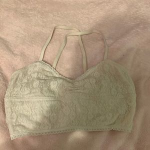 Rouched bralette